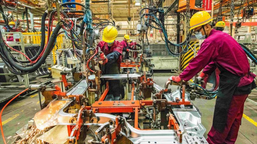 'China será locomotora económica del mundo después de la pandemia' | HISPANTV