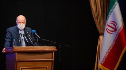 Irán aumentará capacidad de producción de crudo pese a sanciones