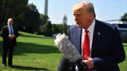 WSJ: Trump considera otra ronda de sanciones contra Siria