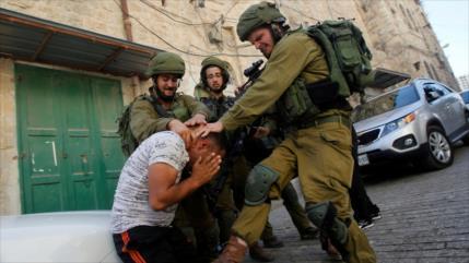 Advertencia: Vídeo muestra cómo policía israelí tortura a palestinos