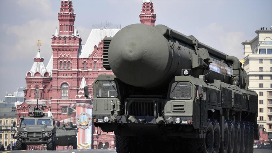 EEUU admite superioridad de Rusia y China en modernización nuclear | HISPANTV