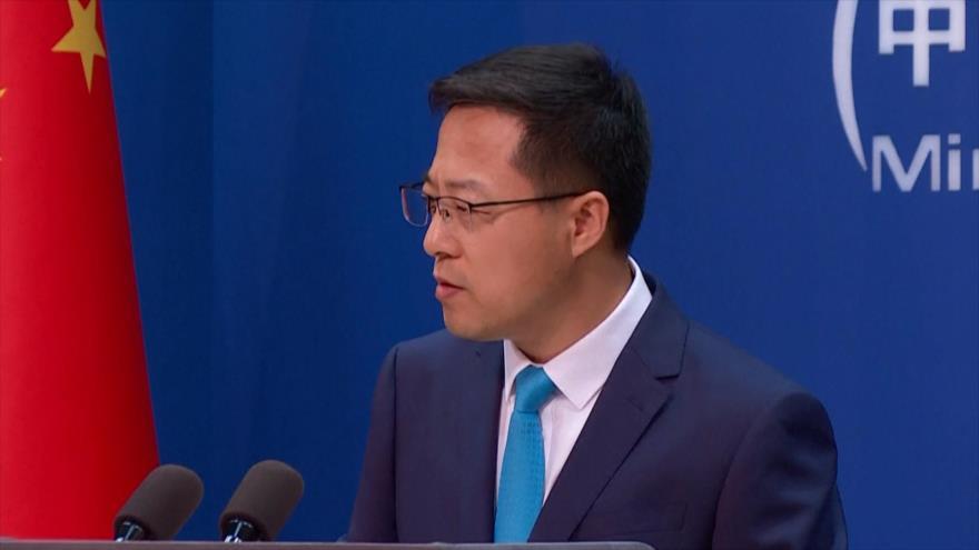 """China denuncia """"represión histérica"""" de EEUU contra Huawei"""