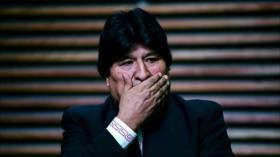 Morales critica apoyo de Europa al gobierno de facto de Bolivia