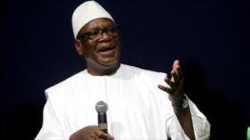 Insurgentes en Malí arrestan al presidente del país