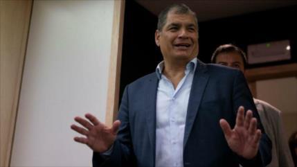 """Correa sobre binomio: """"Acepto con alegría esta nueva responsabilidad"""""""