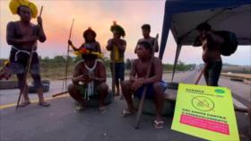 Indígenas de Brasil exigen ayuda del Gobierno ante la pandemia