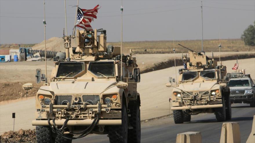 Atacan con cohetes una base militar de EEUU en Siria | HISPANTV