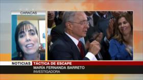 """""""Uribe renuncia al Senado para continuar adelante con uribismo"""""""