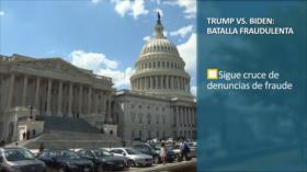PoliMedios: Trump vs. Biden: batalla fraudulenta