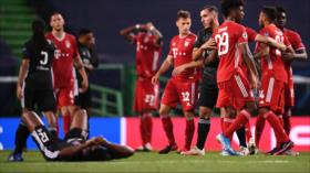 Bayern destroza al Lyon y se enfrentará al PSG en final de Champions