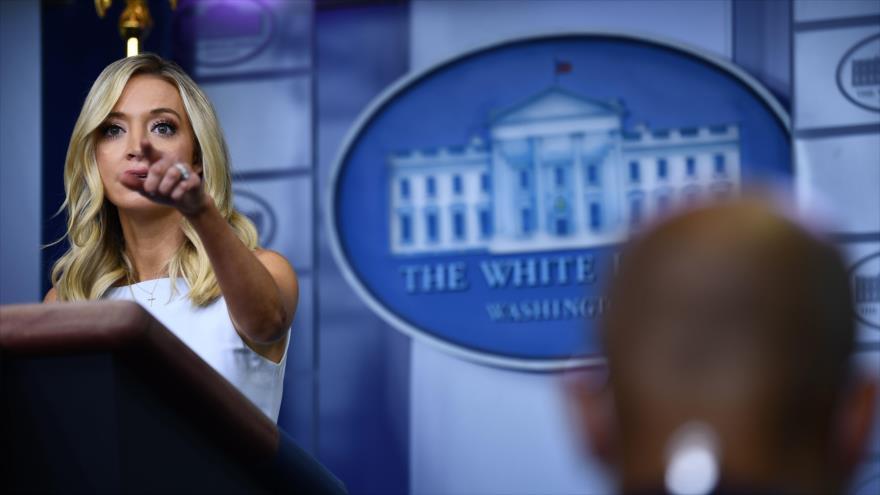 Casa Blanca evita decir si Trump aceptaría resultado de elecciones | HISPANTV