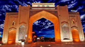Ciberpaseo: Shiraz, ciudad de poesía y color