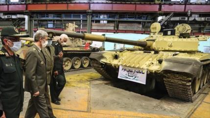 Ejército iraní: Poderío defensivo de Irán atemoriza a EEUU
