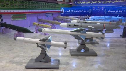 Irán desvela sus últimos logros para mostrar capacidades defensivas