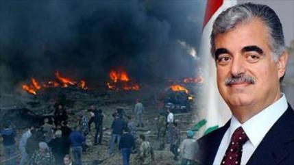 ¿Por qué tribunal de la ONU no acusó a Israel del asesinato de Hariri?