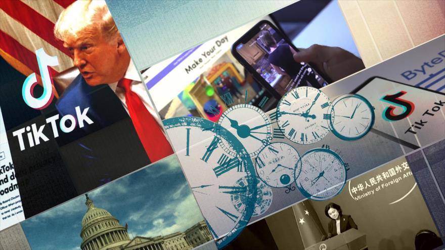 10 Minutos; TikTok: miedos de una tecnología estadounidense