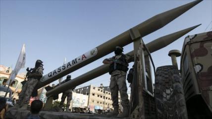 HAMAS amenaza con quemar Tel Aviv con fuego de sus misiles