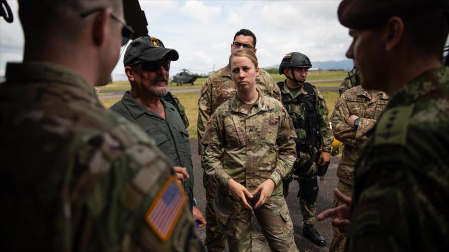 EEUU guarda vigente planes de invasión a Venezuela desde Colombia
