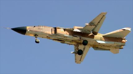 Fuerza Aérea de Irán actualiza un bombardero Sujoi Su-24