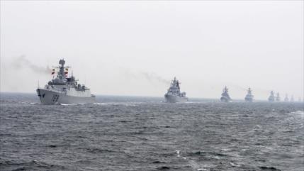 Pekín realizará ejercicios militares en mar de la China Meridional