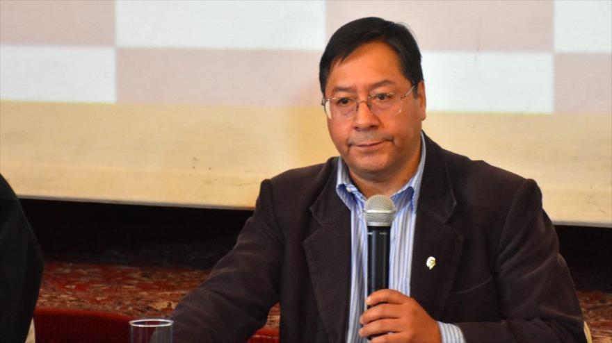 Arce cuestiona modelo neoliberal de sus rivales en Bolivia | HISPANTV