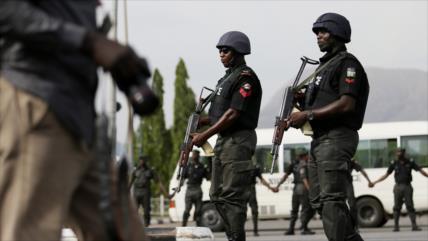 Ataque de policía nigeriana a musulmanes deja dos muertos