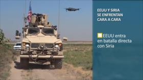 PoliMedios: EEUU y Siria se enfrentan cara a cara
