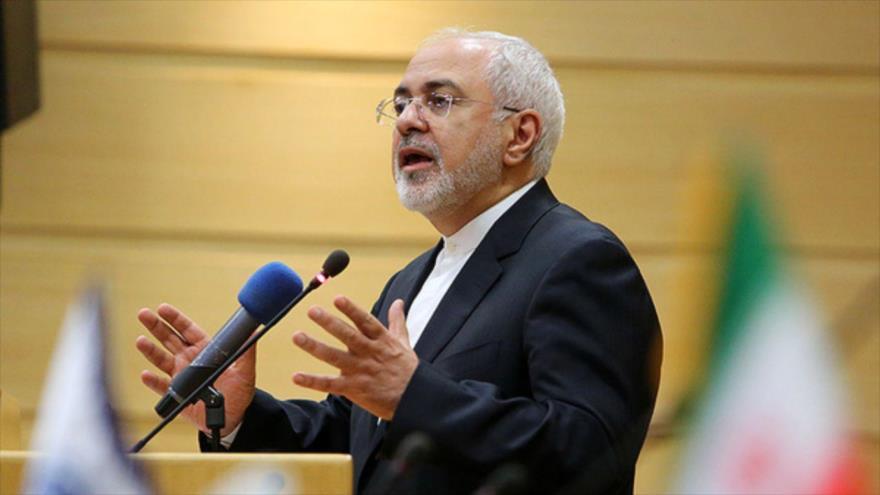 Zarif explica por qué EEUU no puede reactivar sanciones a Irán   HISPANTV