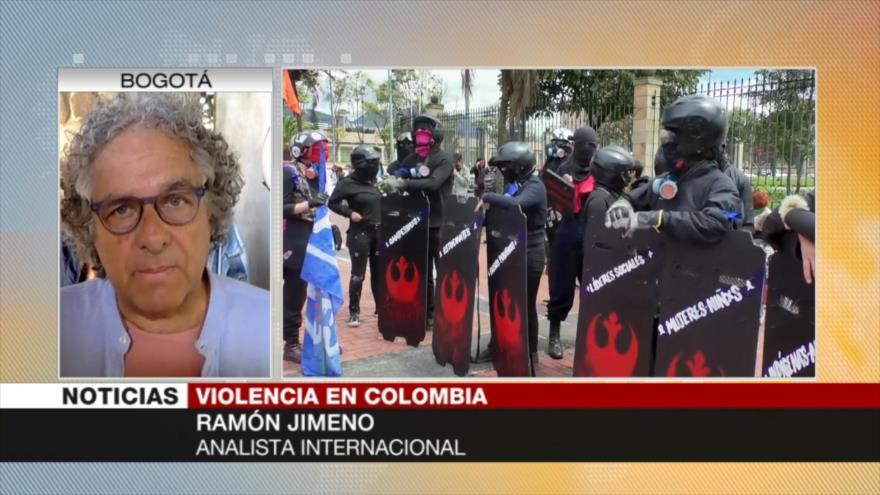Jimeno: Colombia sufre por un gobierno que busca conflicto armado