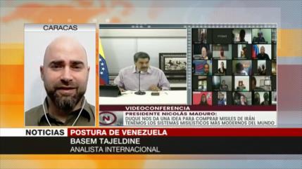 Tajeldine: Colombia es el Israel de Latinoamérica y títere de EEUU