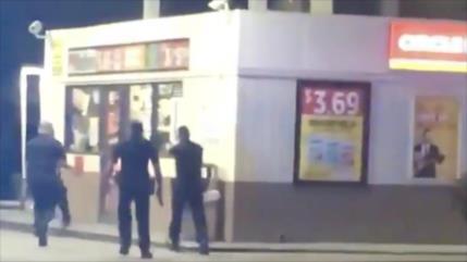Vídeo: Afroamericano muere por 11 disparos de Policía de EEUU