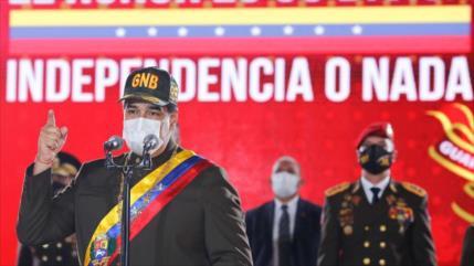 """¡Buena idea Duque!"": Maduro sopesa compra de misiles a Irán"