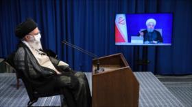 Líder de Irán: EEUU tiene un modelo fallido en gestión de la sociedad