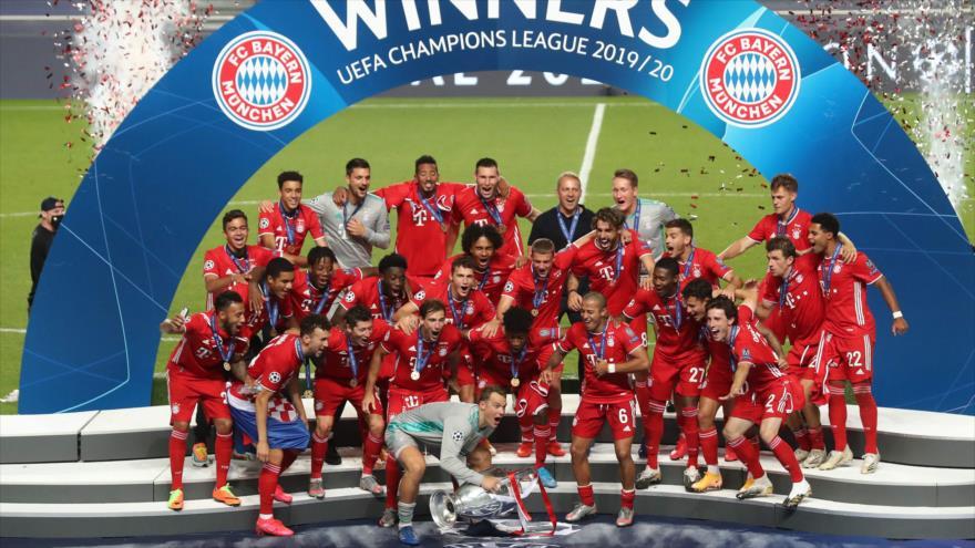 Bayern de Múnich se corona por sexta vez en la Liga de Campeones | HISPANTV