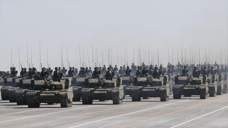 Avances de China en tecnologías militares preocupan a EEUU | HISPANTV