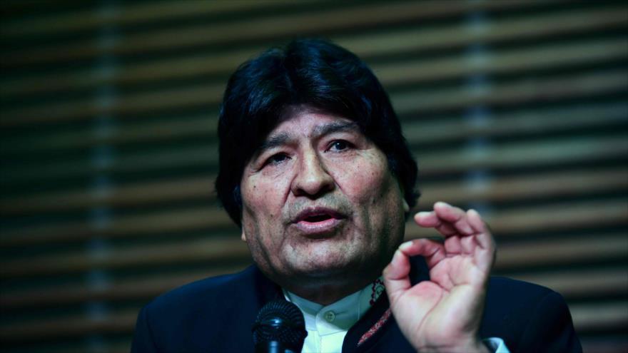 Evo Morales: Nuevas denuncias en mi contra buscan dividir al MAS | HISPANTV