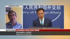 Luque: Las presiones a Irán demuestran la desesperación de EEUU