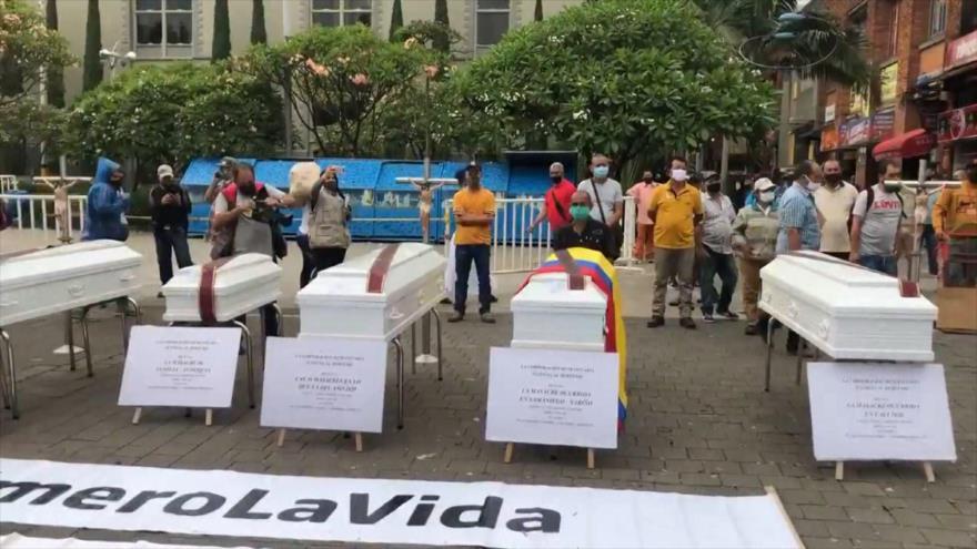 No cesan los asesinatos de líderes sociales en Colombia | HISPANTV