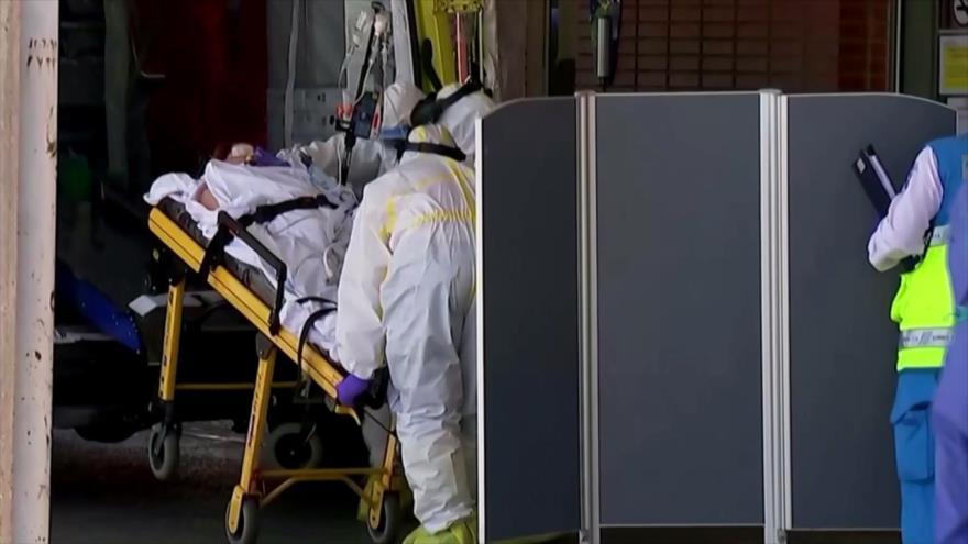 La pandemia de COVID-19 sigue aún fuera de control en España | HISPANTV