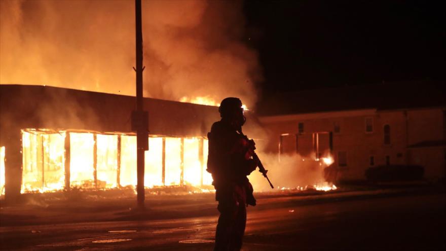 Violencia policial, antigua llaga abierta de EEUU, vuelve a doler | HISPANTV
