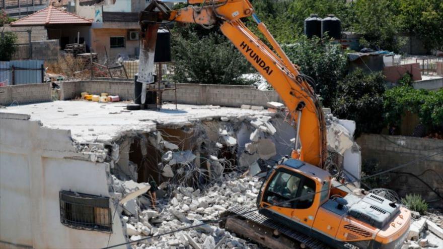 Israel planea demoler 18 000 casas palestinas en Al-Quds | HISPANTV