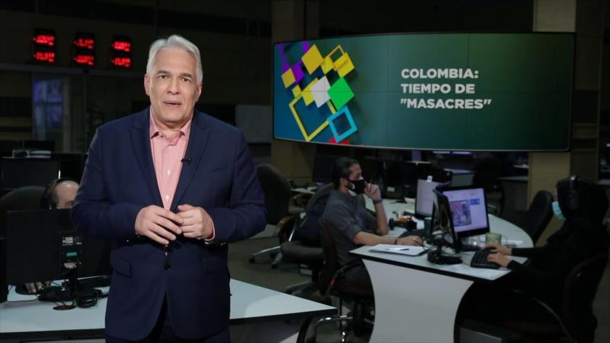 """Buen día América Latina: Colombia: Tiempo De """"Masacres"""""""