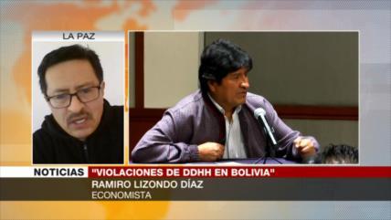 Informes demuestran que sí hubo violaciones de los DDHH en Bolivia