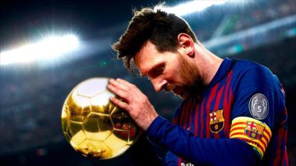 Messi se va del Barça dando un portazo