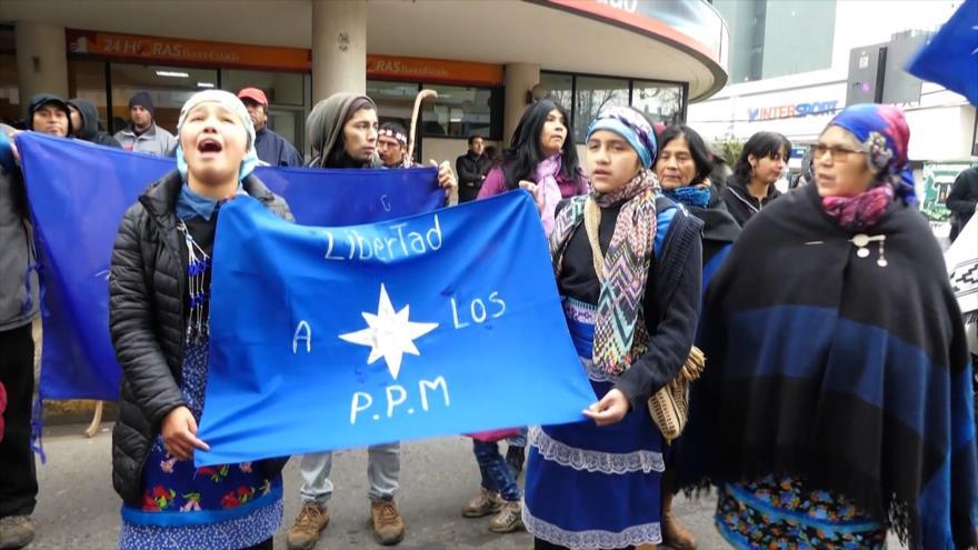 Once comuneros de Lebu entran en huelga de hambre seca en Chile