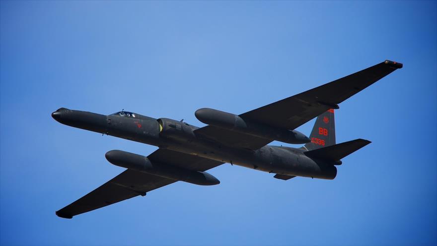 Un avión espía de EEUU invade la zona de maniobras de China | HISPANTV