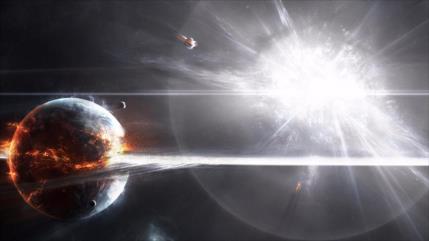 La tierra podría orbitar entre remanentes de una supernova