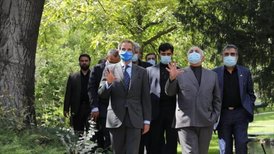 Zarif subraya transparencia del programa nuclear de Irán | HISPANTV
