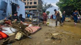 Inundaciones dejan 45 muertos y más de 80 heridos en Afganistán