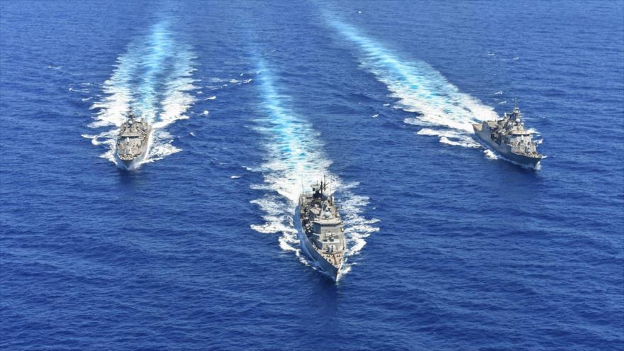 Italia, Grecia y Chipre muestran músculo a Turquía en Mediterráneo